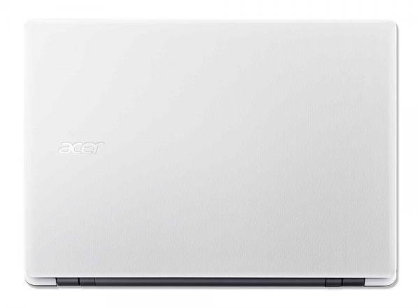 Acer E5-411 Intel N2840 2.58GHz/14/4GB/500GB/Intel HD/Bat 6Cel/WiFi/BT/Cam/SD/DVD-RW/Pearl White