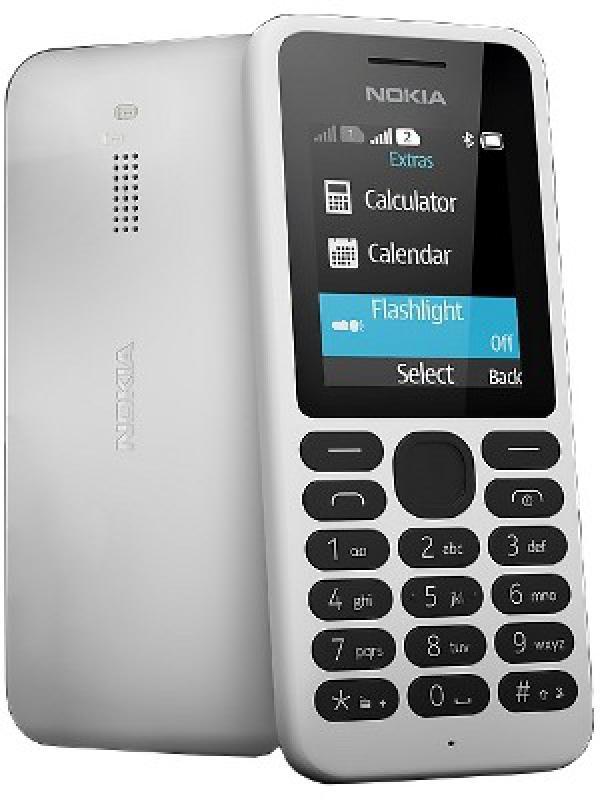 Nokia 130 DS White Dual Sim