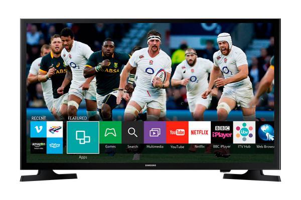 Samsung 48J5202 FHD, PQI 200, DVB-T2/C, Smart, WiFi, 2 HDMI, 1 USB, Headphone, 20W RMS