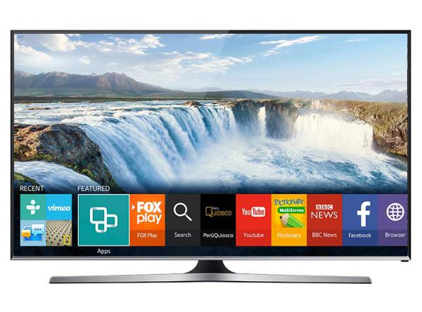 Samsung 48J5502 FHD, PQI 400, Smart, QuadCore processor, WiFi, DVB-T2/C, PiP, TV to Mobile mirroring