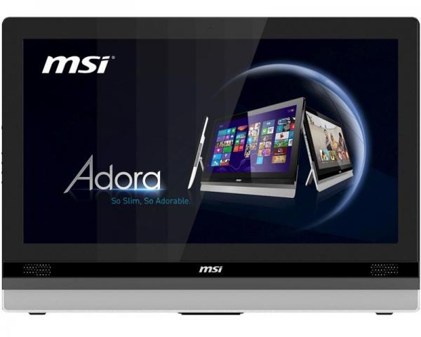 MSI Wind Top Adora24 2M-255XEU 23.6 FHD Touch Pentium 3560M 2-Core 2.4GHz 4GB 500GB crno-srebrni