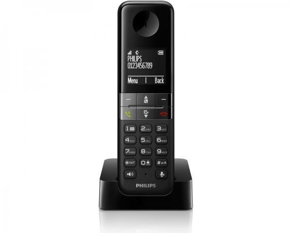 PHILIPS D4501B/53 bežični telefon