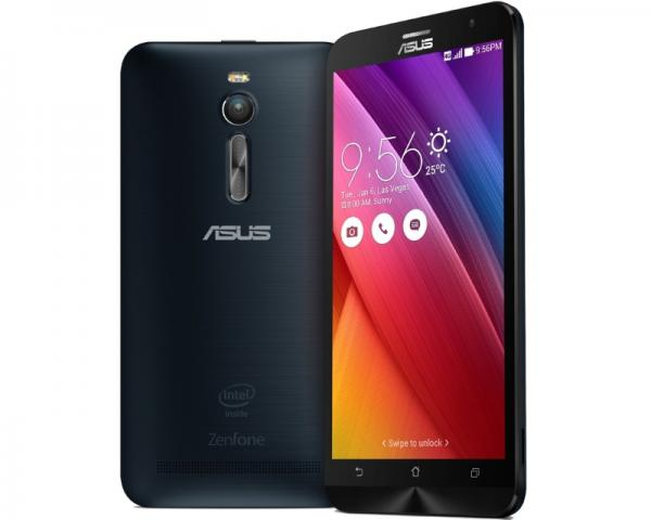 ASUS ZenFone 2 Dual SIM 5.5 FHD 4GB 32GB Android 5.0 crni (ZE551ML-6A387WW)