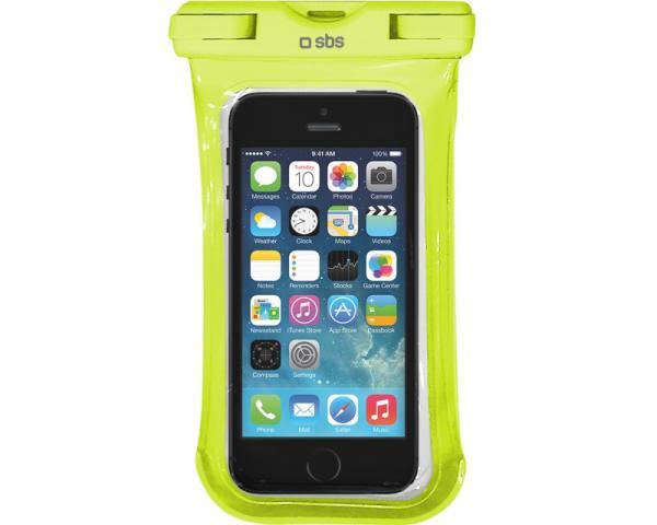 SBS Futrola za mobilni telefon vodootporna zelena TEWATERUNIV