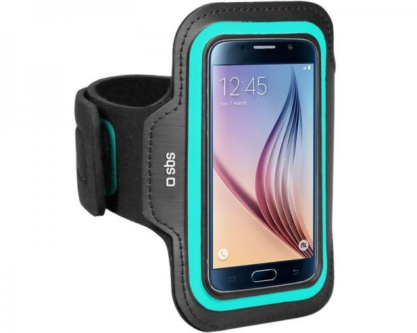 SBS Futrola za mobilni telefon univerzalna GoFit Arm Band XL crna TEARMBANDXLK