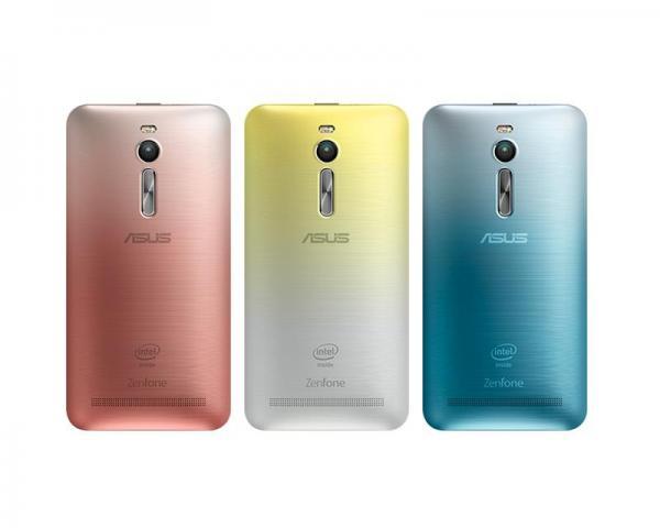 ASUS Zen Case Fusion maska za ZenFone 2 (ZE551ML) mobilni telefon plava