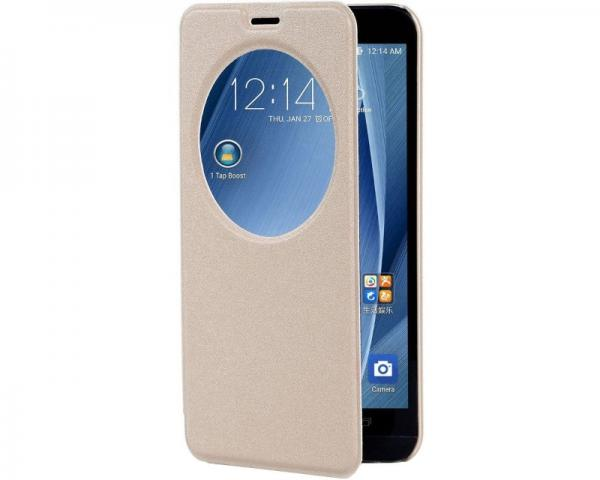 ASUS View Flip Cover futrola za ZenFone 2 (ZE551ML) mobilni telefon zlatna