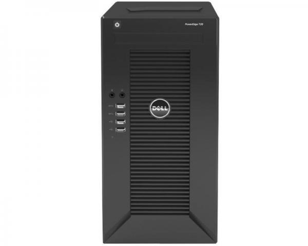 DELL PowerEdge T20 Pentium G3220 2-Core 3.0GHz 4GB 3yr NBD
