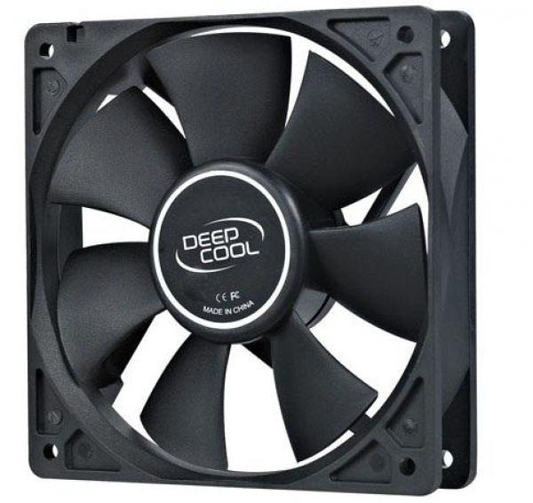 DeepCool XFAN120 120x120 mm venitlator za kuciste, hydro bearing