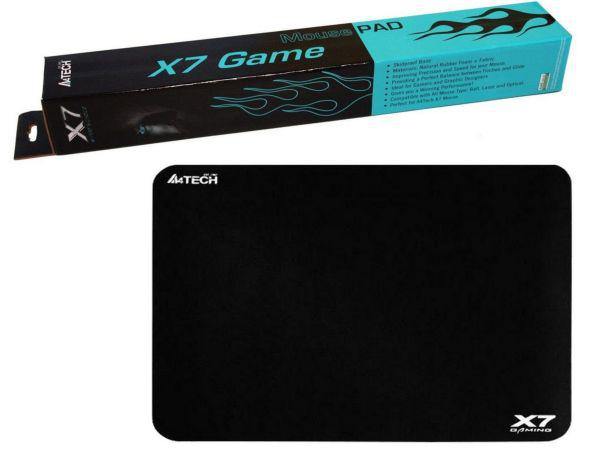 A4-X7-300MP Gaming podloga za misa black 437x350mm