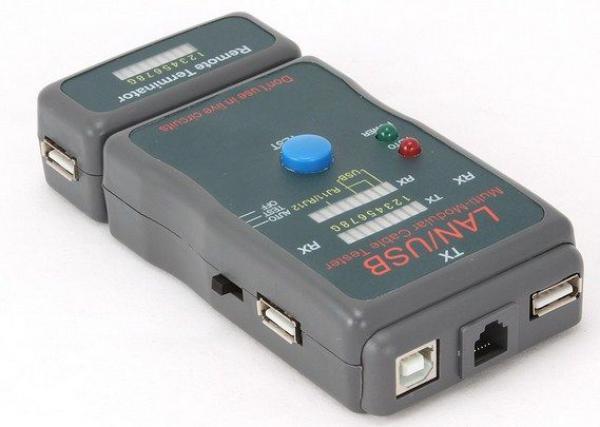 NCT-2 Gembird Tester kablova UTP/STP/USB