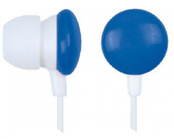 MHP-EP-001-B Gembird MP3 slusalice blue