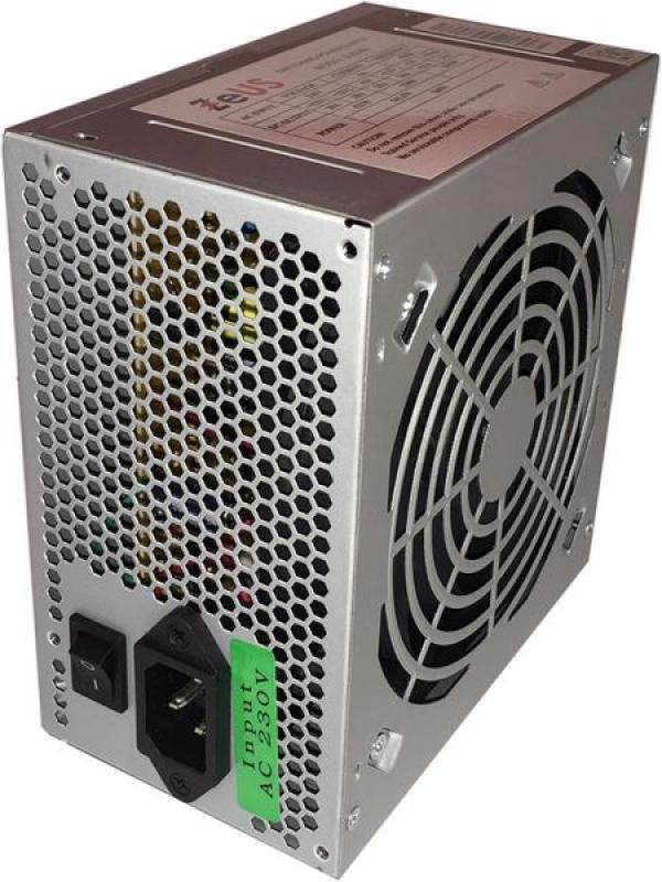 ZEUS ZUS-560 NAPAJANJE 560W 1x20+4pin, 1x4pin, 2xIDE, 2xS-ATA 120mm