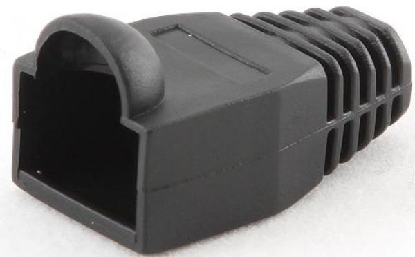BT5BK Kapice za LAN konektore black