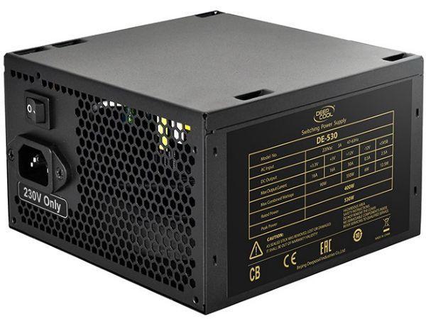 DeepCool DE-530-BK Napajanje 530W