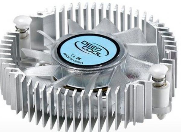 DeepCool V50 VGA kuler with 55mm mounting holes 50mm.Fan 3400rpm 7.25CFM 20dB