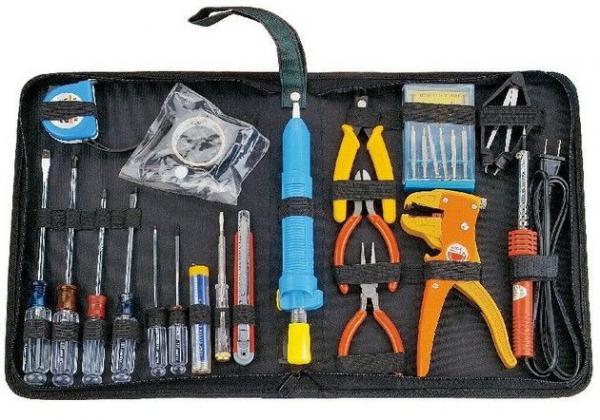 TK-HOME-01 Gembird Set alata home (24 items)