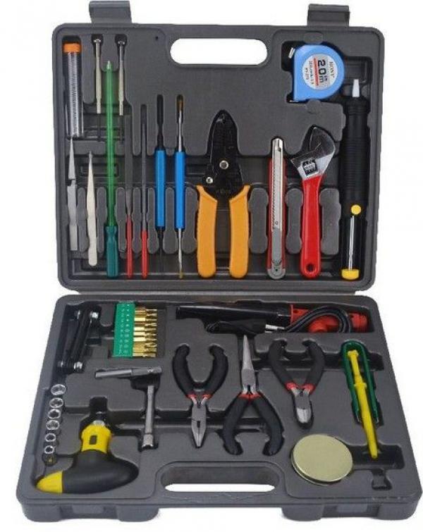 TK-PRO-01 Gembird Set alata Pro (48 items)