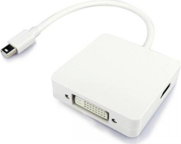 FAST ASIA Mini DisplayPort - HDMI + DisplayPort + DVI-I Dual Link beli