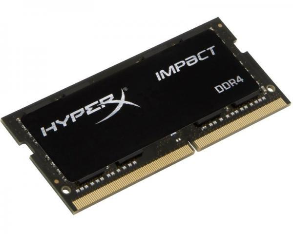 KINGSTON SODIMM DDR4 4GB 2400MHz HX424S14IB/4 HyperX Impact