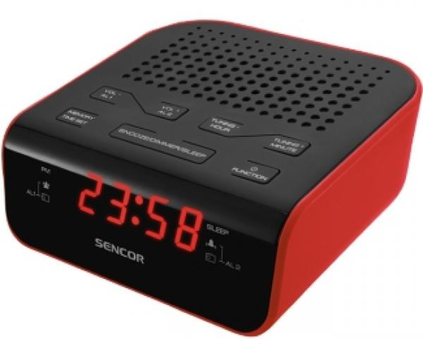 SENCOR SRC 136 RD radio sat