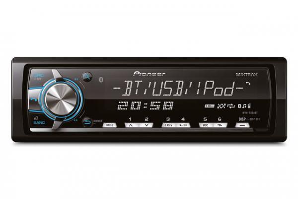 AUTO RADIO Pioneer MVH-X560BT Digital Media Receiver