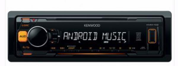 AUTO RADIO Kenwood KMM-102AY - radioUSBMP3WMA