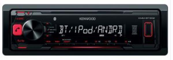 AUTO RADIO Kenwood KMM-BT302 - radioUSBMP3WMA