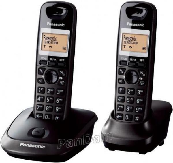 PANASONIC telefon KX-TG2512FXT DUO