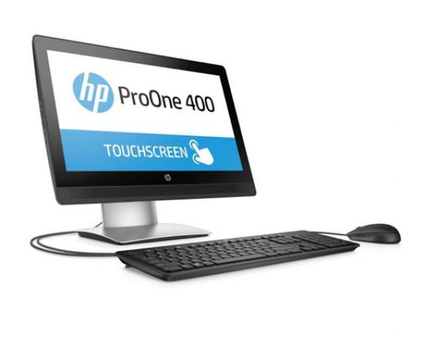 HP AIO 400 G2 Touch i3-6100T 4G500 Win10Pro, T4R04EA