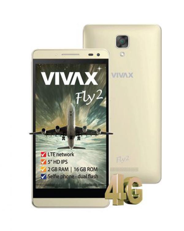Vivax SMART Fly 2 gold telefon