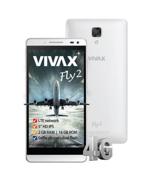 Vivax SMART Fly 2 silver telefon