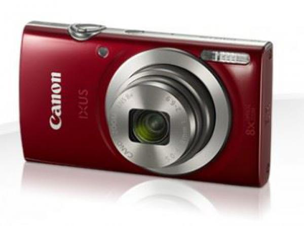 FOTOAPARAT CANON IXUS 175 red