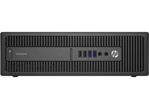 HP DES 800 G2 SFF i7-6700 4G500 W107p, P1G48EA