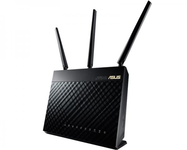 ASUS RT-AC68U Wireless AC1900 Dual Band ruter