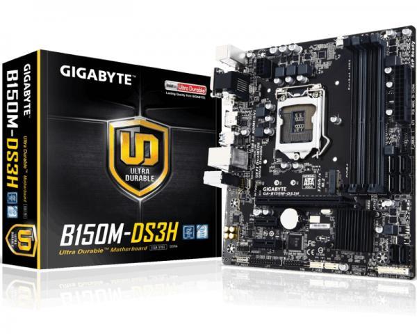 GIGABYTE GA-B150M-DS3H