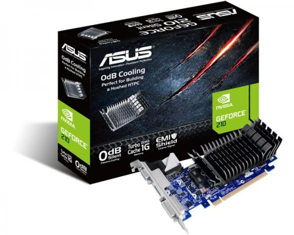Asus NVD 210 1GB 32bit 210-SL-TC1GD3-L