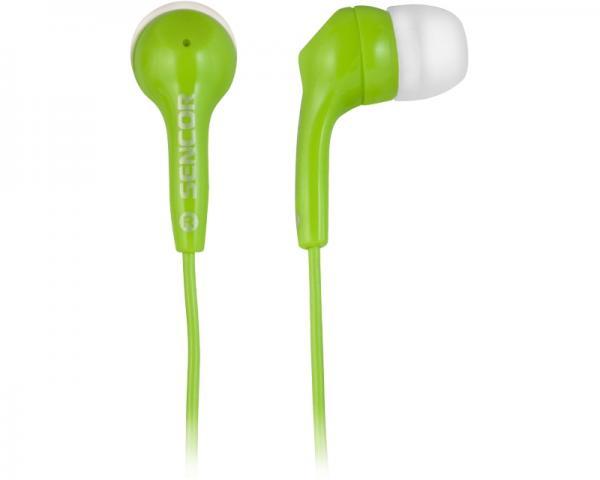 SENCOR SEP 120 zelene slušalice