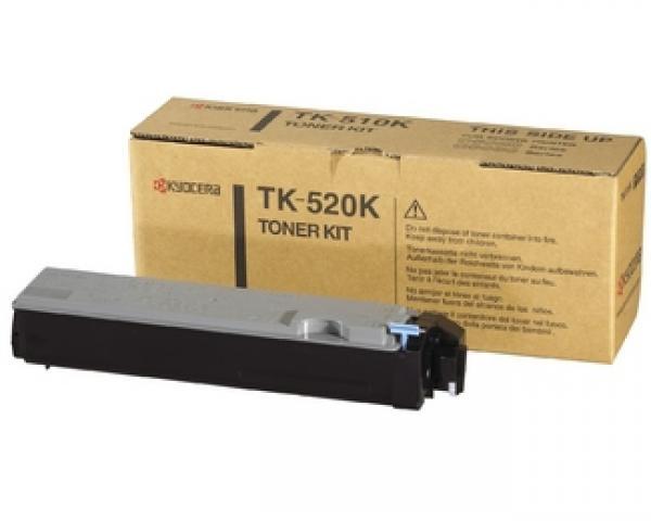 KYOCERA TK-520K crni toner
