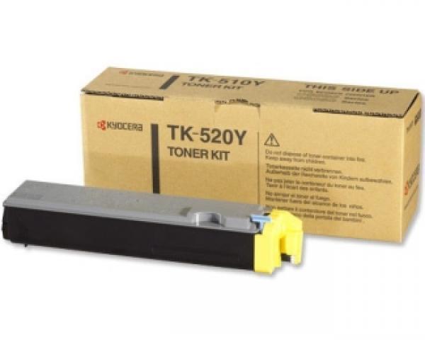 KYOCERA TK-520Y žuti toner