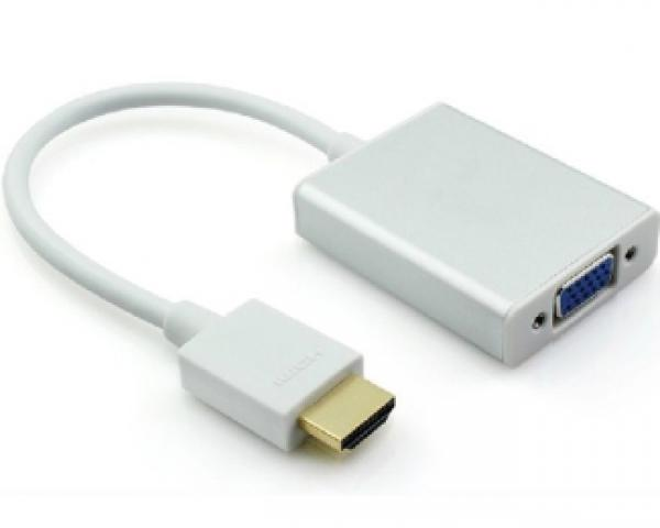 GREEN CONNECTION Adapter HDMI (M) - VGA D-sub (F) + 3.5mm audio GC-HD2VGA3