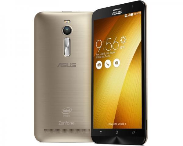ASUS ZenFone 2 Dual SIM 5.5 FHD 4GB 32GB Android 5.0 zlatni (ZE551ML-6G389WW)