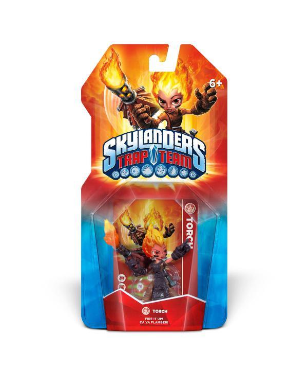 Skylanders Trap Team - Torch