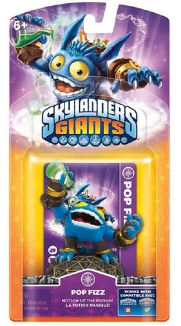 Skylanders G Single Character Pack - Pop Fizz