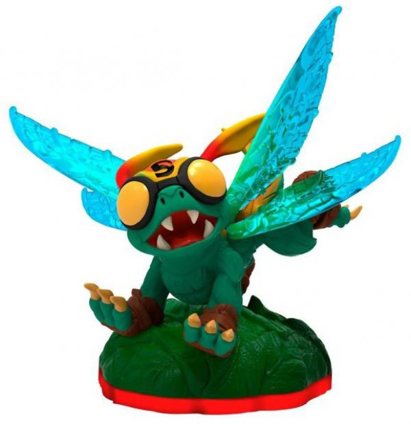 Skylanders Trap Team - High Five