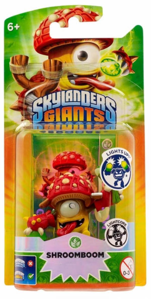 Skylanders G Core Light Character Pack - Shroomboom