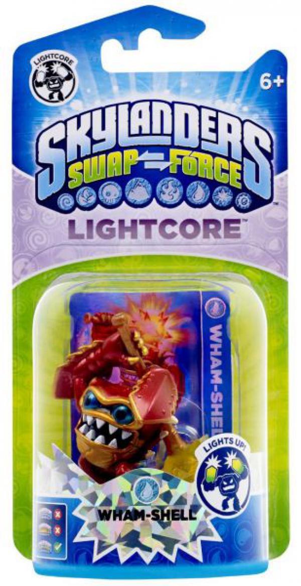 Skylanders SWAP Force Lightcore Wham Shell