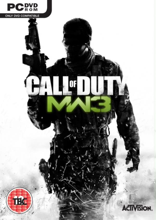 PC Call of Duty Modern Warfare 3
