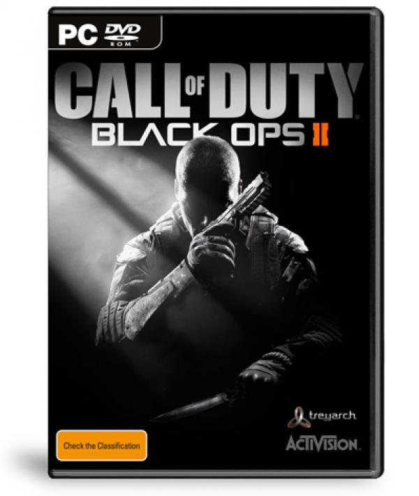 PC Call of Duty Black Ops 2