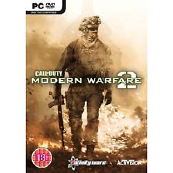 PC Call of Duty Modern Warfare 2